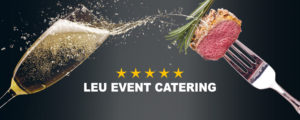 Logo Leu Event Catering